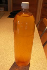 Bottled Cider