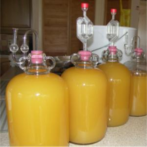secondary fermentation